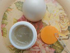 Egg Pore - Blackhead Steam Balm - Step 1