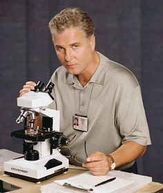 William Petersen alias Gil Grissom (CSI: Crime Scene Investigation)