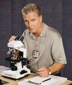 William Petersen alias Gil Grissom (CSI: Crime Scene Investigation)