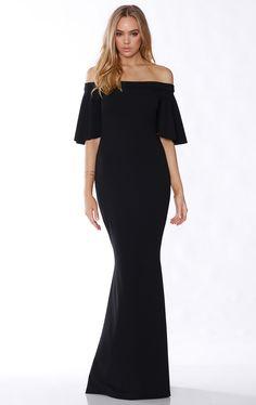 Pasduchas - Envogue Gown Black