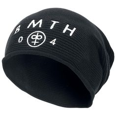 Logo - Beanie by Bring Me The Horizon Bring Me The Horizon, Band Outfits, Cute Outfits, Johnny Ringo, Before I Forget, Band Merch, Hush Hush, Cool Bands, Yorkshire