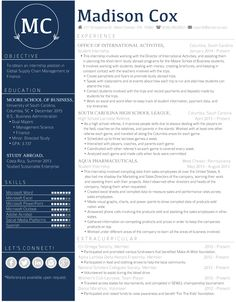 stand out resume google search