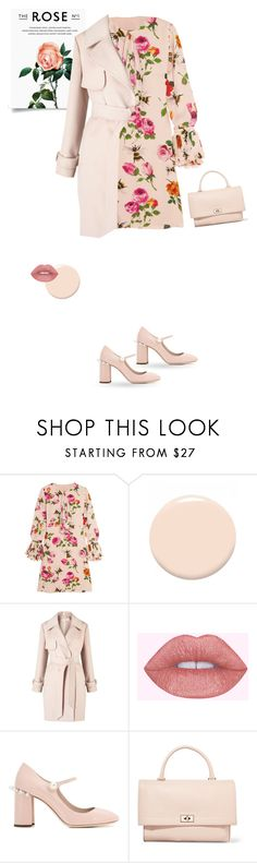 """""""Patent Pumps"""" by shoelover220 ❤ liked on Polyvore featuring Gucci, Christian Dior, Miss Selfridge, Miu Miu, Givenchy, nude and patentleather"""