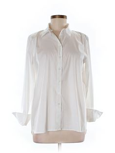 Check it out—Ann Taylor Long Sleeve Button-Down Shirt for $17.99 at thredUP!