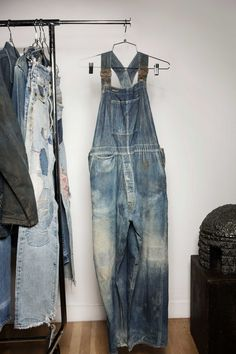 bf564143466 These 1915 Levi s Two Horse Brand overalls were found in a mine in Tonopah