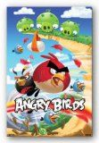 Angry Birds Video Game Poster Attack 1459 - #NintendoWii #NintendoWiiaccessories #NintendoWiigames -   (22x34) Angry Birds Attack Video Game Poster Print  decorate your walls with this brand new postereasy to frame and makes a great gift tooships qui