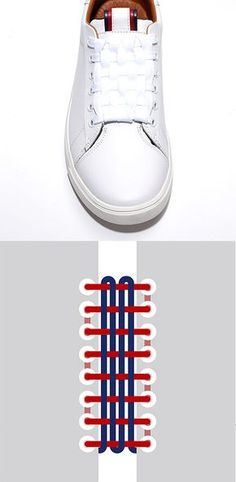 Tommy Hilfiger USA - HOW TO SNEAKERS - Category