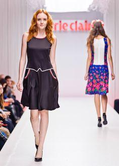 Marie Claire Fashion Days | Romani Design Fashion Days, Marie Claire, Identity, Freedom, Collection, Dresses, Design, Liberty, Vestidos