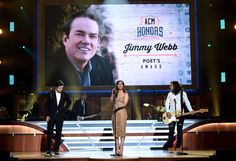 ACM Honors 2016: The Band Perry Honors Jimmy Webb