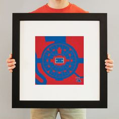 Thomas Assembly Center Map Art - Louisiana Tech University in Ruston, Louisiana.   College basketball arena City Prints are for those who feel the madness, not just in March, but year round. City Prints look like modern art and remind you of the unforgettable moments you experienced in your favorite seats – they are truly the perfect personalized gift.