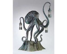 29 Pieces of Titillating Tentacle Decor  #design trendhunter.com