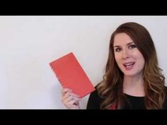 Upcycled Bookmaking - step by step tutorial - YouTube