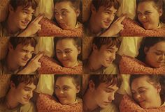 My mad fat diary Nico Mirallegro, Love Movie, Movie Tv, Girl Couple, Just Love Me, Movie Couples, Tv Times, Dear Diary, Movies And Tv Shows