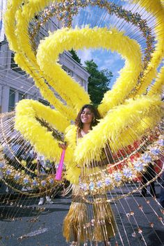Notting Hill Carnival! It would be the ultimate in a British Vacation to experience a little bit of Carnival. How European!?
