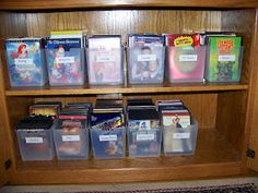 34 Best Organizing Dvds Images Organize Dvd