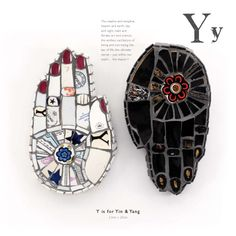 Cleo Mussi - Y is for Yin Yang