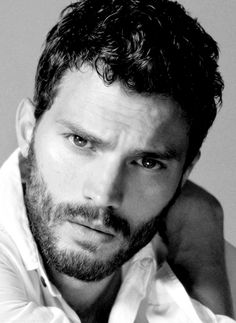 Jamie Dornan, Love the hair and beard.