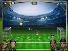 Topçu kafalar oyunu ile futbol dünyasının en iyi takımlarıyla maçlar yapın ve kazanarak şampiyon olun http://www.kafatopuoyunu.com/topcu-kafalar