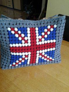 Borsa bandiera inglese