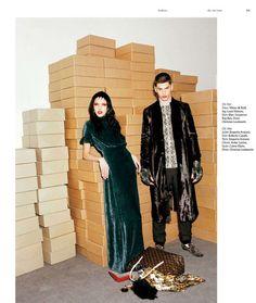 'Nancy & Clyde' | Bullett Magazine