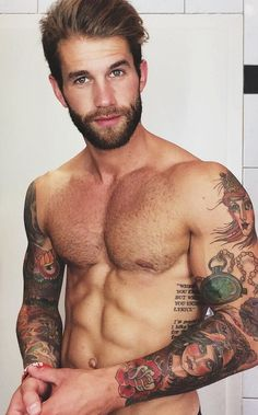 Was scrolling through tattoos and I came across this fella... :)