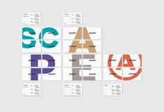 Scape on Behance
