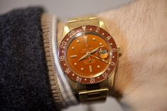 """Rolex GMT - The """"Gold 6542"""""""