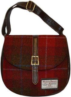 Harris Tweed Catriona Bag