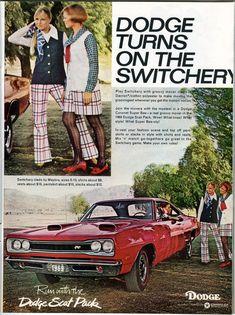 Mopar or No Car.  Possibly the worst tagline ever.