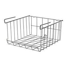 OBSERVATÖR Hängekorb, graubraun - IKEA
