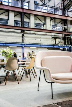 Binti Home Blog: Dierbaar Design at Design Icons Amsterdam 2014 #vintagedesign #saarinen #sidechair #eames