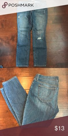 Old Navy Diva Skinny Jeans Super comfortable and flattering skinny jeans. Excellent condition. Old Navy Jeans Skinny