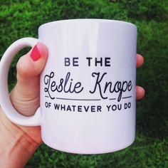 Leslie Knope is #goals