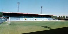 Het Oude Stadion waar ADO speelde van 1925 tot 2007.