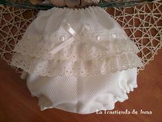 LA TRASTIENDA DE INMA: De crochet y tela . . .