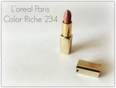 L'oreal Paris heeft de Color Riche lijn al langer dan 30 jaar! Deze lippenstift is niet alleen mooi, maar ook verzorgend voor de lippen. Vandaag een review over deze lipstick! Kom meer te weten over deze lijn. :D http://lylb.nl/review-2