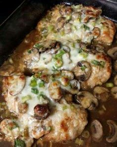 Olive garden chicken Lombardy