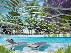 'Hyperions', Agritectural Garden Towers for Jaypee Greens Sports City proposed by Vincent Callebaut