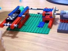 Lego WeDo Conveyor Belt