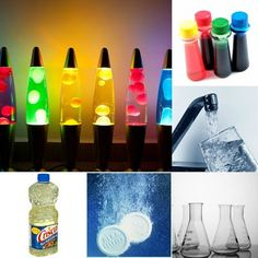 How Does A Lava Lamp Work Mesmerizing Learn How To Make A Safe Glowing Lava Lamp  Pinterest  Lava Lamp Inspiration
