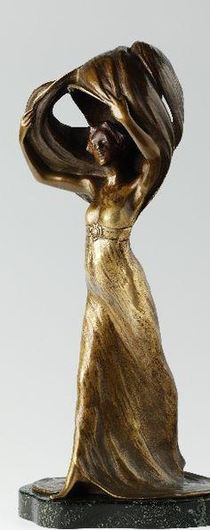 Art Nouveau under Arthur Goldscheider in Prais