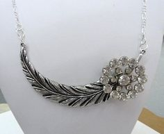 Spring Bling Necklace by ArtBoxCreations on Etsy, $25.00