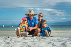 A sailing family of four planning more time on board: