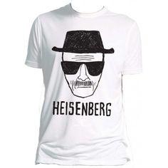 T-Shirt Breaking Bad Heisenberg