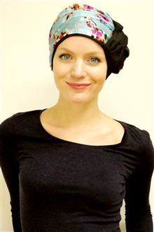 Geri is a stylish womens hair loss turban which gives you two looks in one. fa57c2753b7