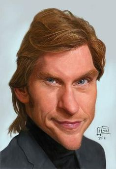 Caricatura de Dennis Leary. by Por Vicent Altamore