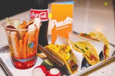 SanDiegoVille.com: Puesto Mexican Street Food Expands - La Jolla's Upscale Taqueria Adds Adjacent Pickup Counter and Kitchen Space