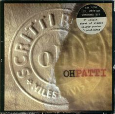 Scritti Politti-Oh Patti (Don't Feel Sorry For Loverboy) - (1988) Artwork/ Photography By – Green, Keith Breeden, Robert Brimson