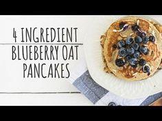 Our Famous 2 Ingredient Pancake... 4 Ways! | FOOD MATTERS®