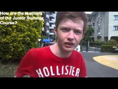 Lacunza San Sebastian, Spain: JUNIOR SUMMER COURSE TESTIMONY: Luke Carroll | Search for a #language #course with an #IALC accredited school http://ialc.org/find-courses